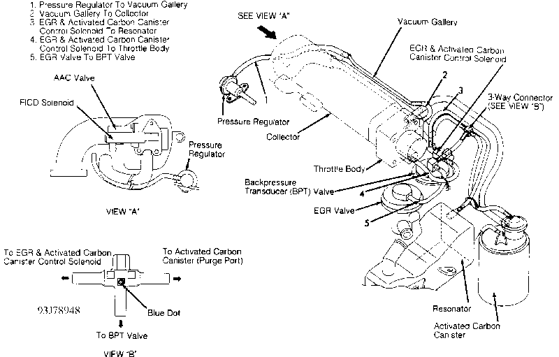 fig  6  vacuum diagram  nx  u0026 sentra